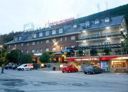 hotel Valcarce leon galicia